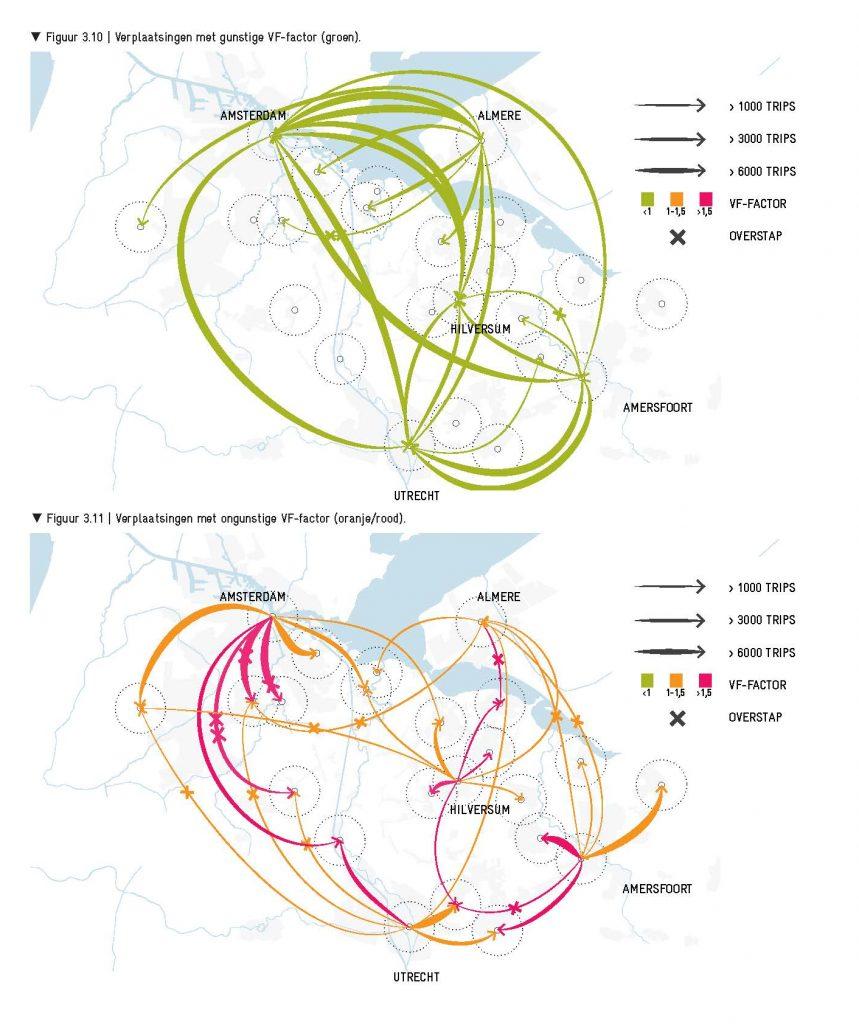 pagina uit het MIRT onderzoek Amsterdam-Oost
